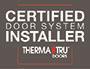 Certified Door System Installer