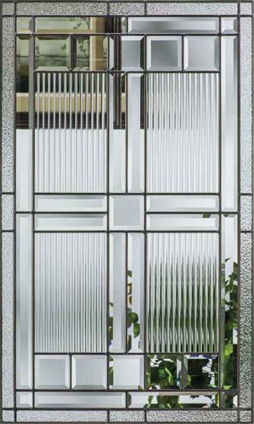 Saratoga™ Glass Privacy