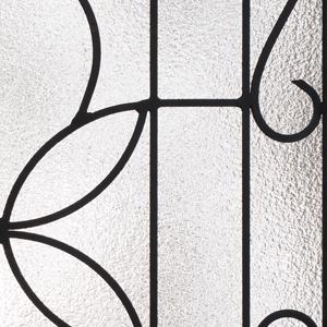 Mahogany Collection™ Glass Image