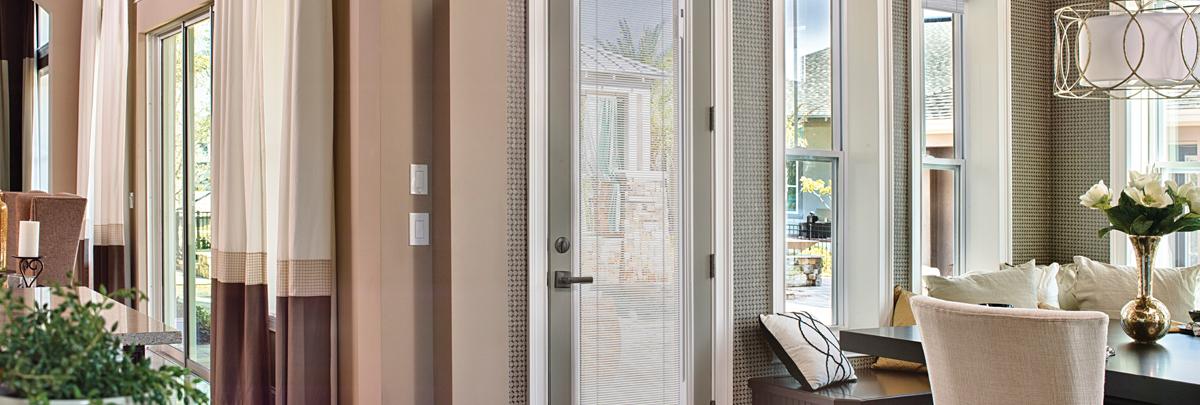 Doors With Internal Blinds Therma Tru Doors